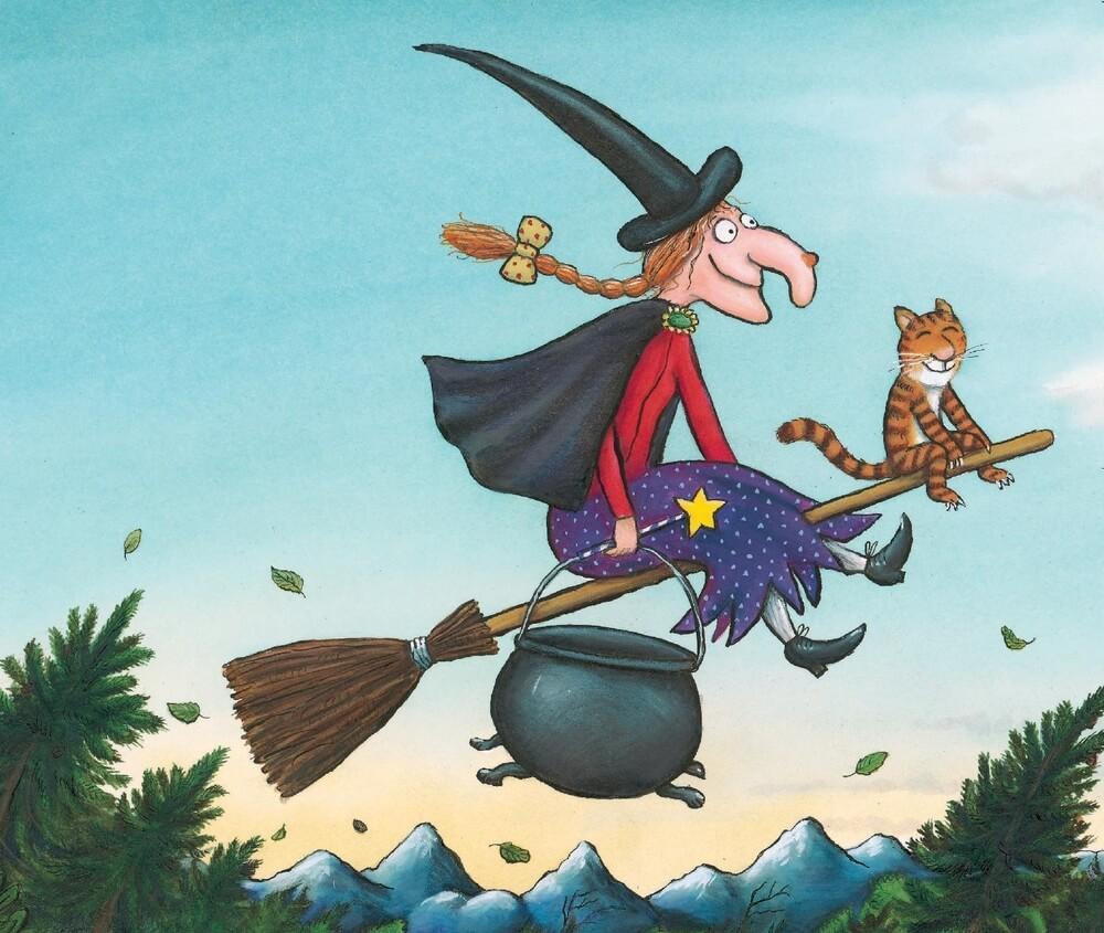 Картинка, картинки веселые ведьмочки